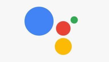 Google Assistant Thumb