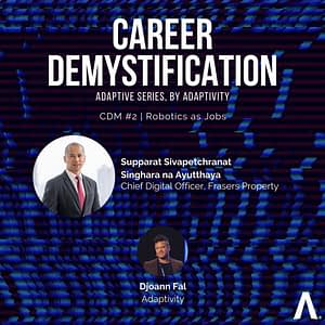 Career demystification PropertyTech & Robotics Frasers